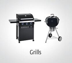 BAUHAUS Grills
