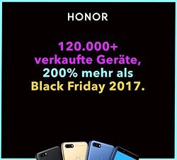 Honor Store Black Friday