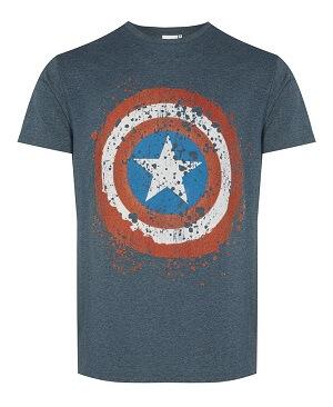 Merchandise Marvel T-Shirt Primark