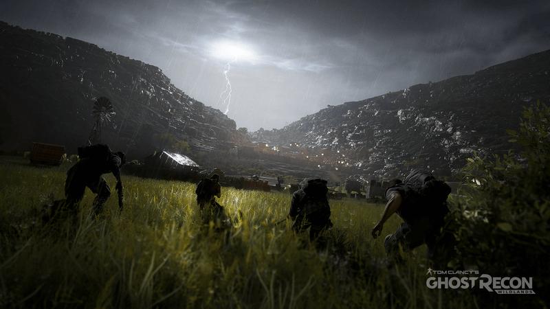 Tom Clancy's Ghost Recon Wildlands auf PS4