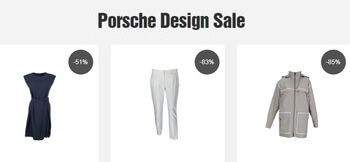 top12.de Marken Sale Porsche Design