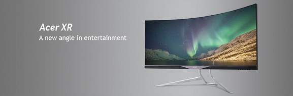 Acer Monitor XR