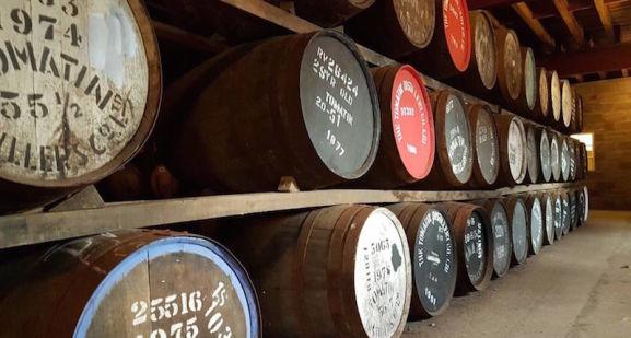 whisky faesser