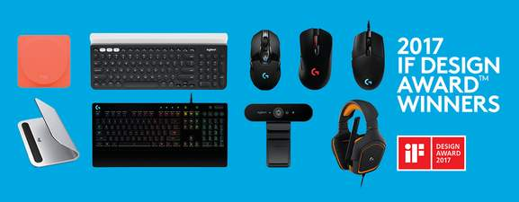 Logitech Design Award Winner