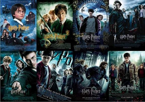 Harry Potter Filme
