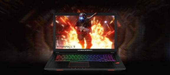 laptop gaming asus rog