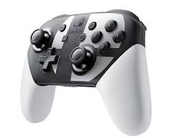 nintendo switch pro controller smash bros