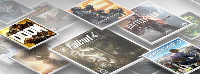 Kinguin Fallout Battlefield Counterstrike