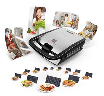 Waffeleisen Tefal Snack Collection