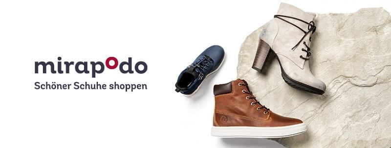 mirapodo schoener Schuhe shoppen
