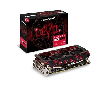 AMD Radeon RX 590 PowerColor