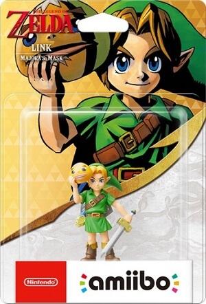 amiibo Zelda Link