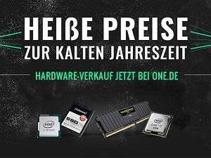 ONE.de Hardwareverkauf heiße Preise