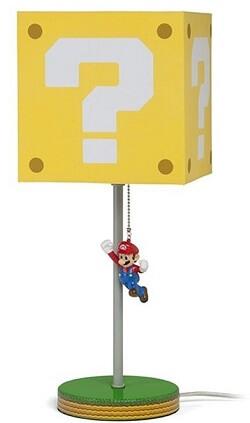 Merchandise Super Mario Lampe