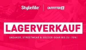 OUTFITTER Sale Lagerverkauf
