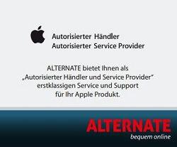 ALTERNATE Apple autorisierter Haendler