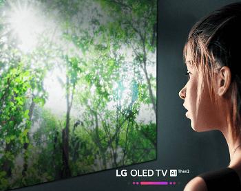 LG OLED Fernseher 55B8