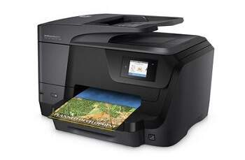 HP Drucker HP OfficeJet Pro 8710