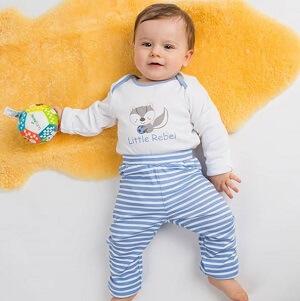 SPIELE MAX Babykleidung