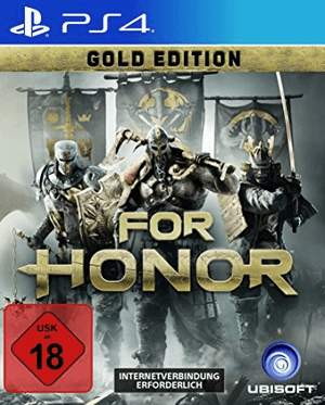 For Honor PS4 Gold Edition