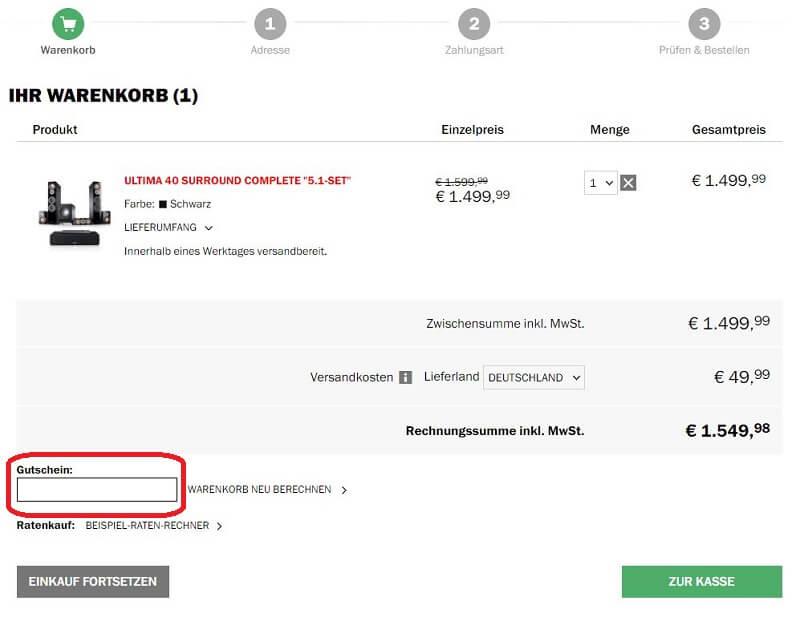 teufel coupon code gutscheincode