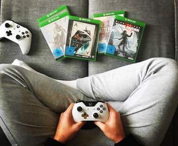 Xbox One Spiele 2018