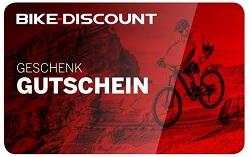 Bike-Discount Geschenk-Gutschein