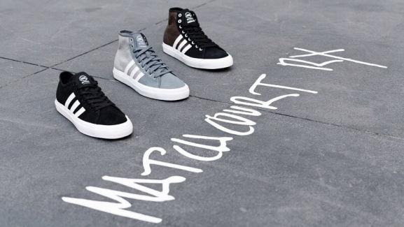 adidas MATCHCOURT Skateboard Schuhe