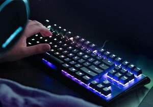 Gaming Tastatur SteelSeries APEX