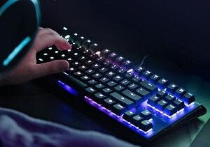 Gaming Tastatur SteelSeries APEX