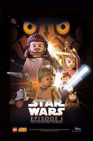 lego star wars episode 1