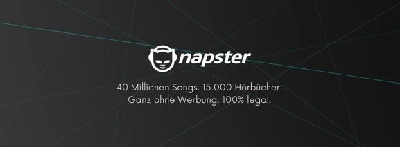 napster musik streaming