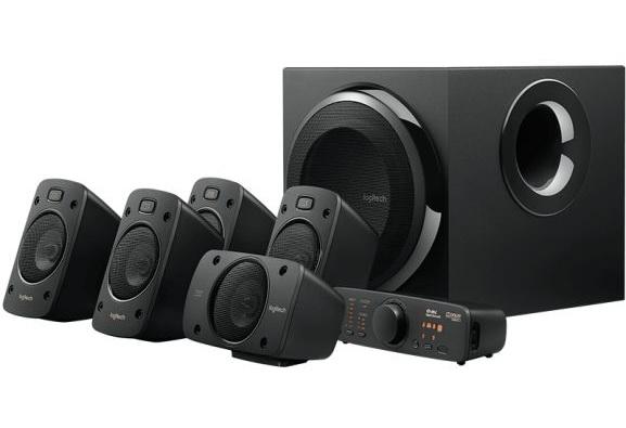 Logitech 5.1 Lautsprecher