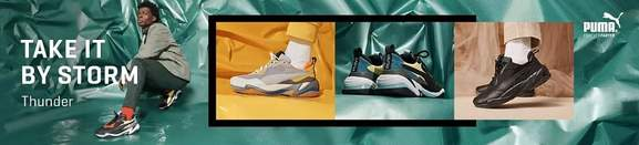 Foot Locker Puma Thunder