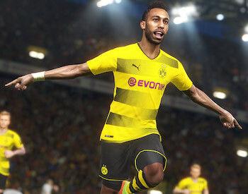 pro evolution soccer 2018 dortmund