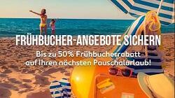 Expedia Fruehbucherrabatt Pauschalreise