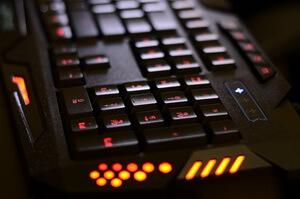 Gaming Tastatur Multimedia Tasten