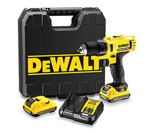 Akkuschrauber DeWalt DCD710D2