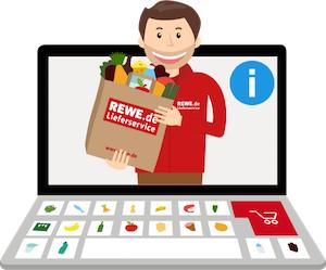 rewe lieferservice online