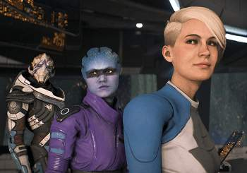 Mass Effect Andromeda Crew Romanzen