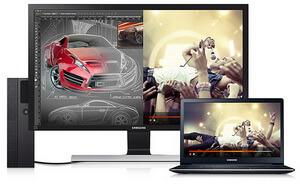 4K Monitor Samsung U28E590D