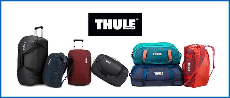 koffer-direkt.de Reisetasche Thule