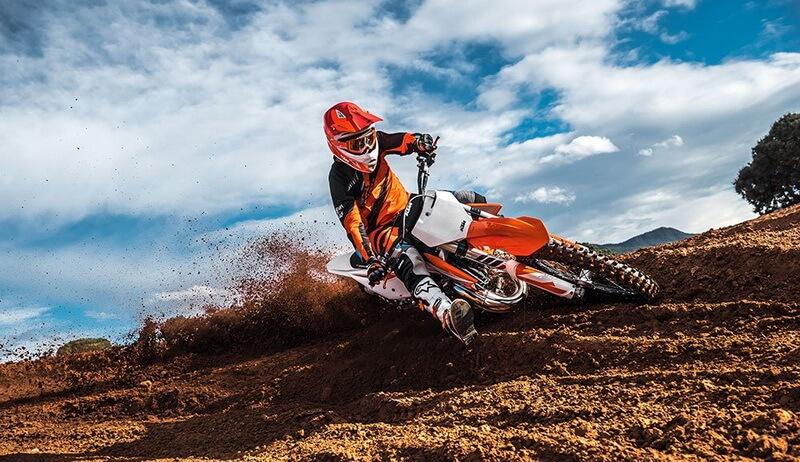 Motorrad KTM 125