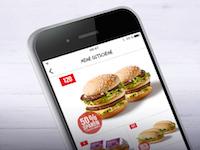 mcdonalds gutscheine app