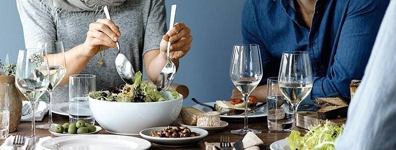 WMF Besteck Salatbesteck