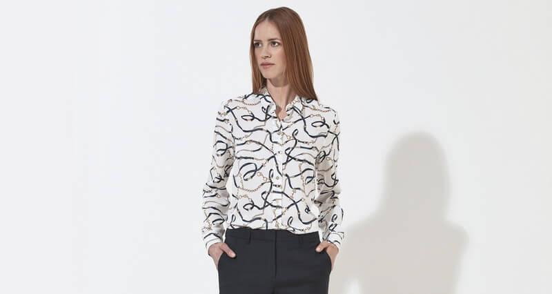 Seidensticker Damen Bluse