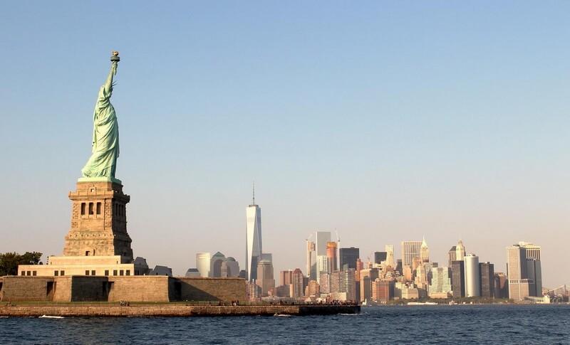 Staedtereisen New York