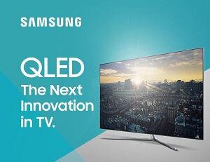 MEDIMAX Samsung QLED TV