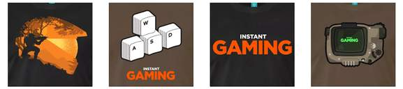 Instant Gaming Merchandise