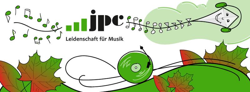 jpc Leidenschaft fuer Musik
